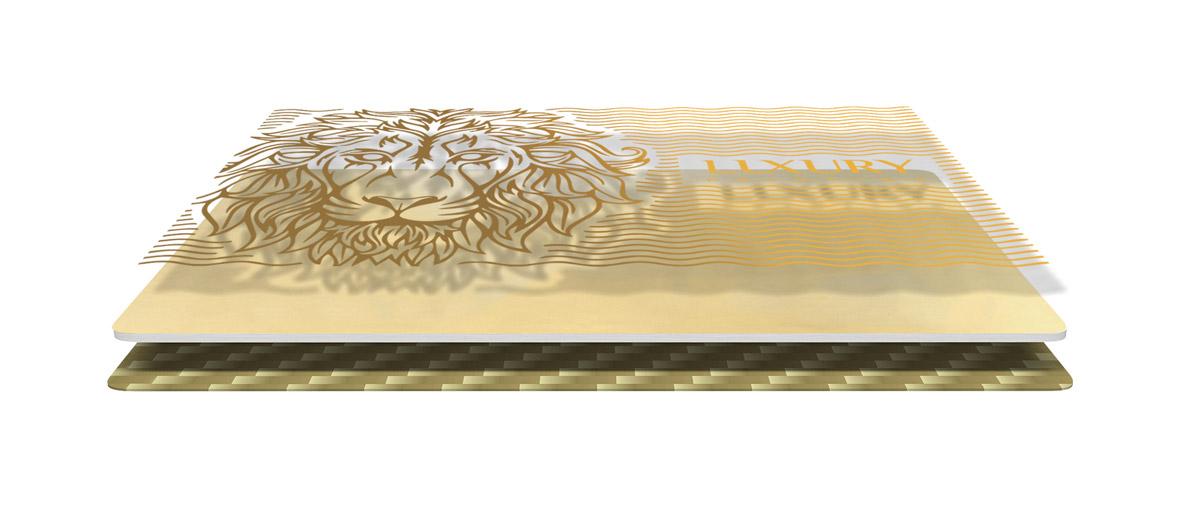 Luxury Card Sandwich | Luxury Printing