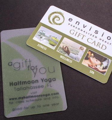 Plastic Business Cards | Luxury Printing