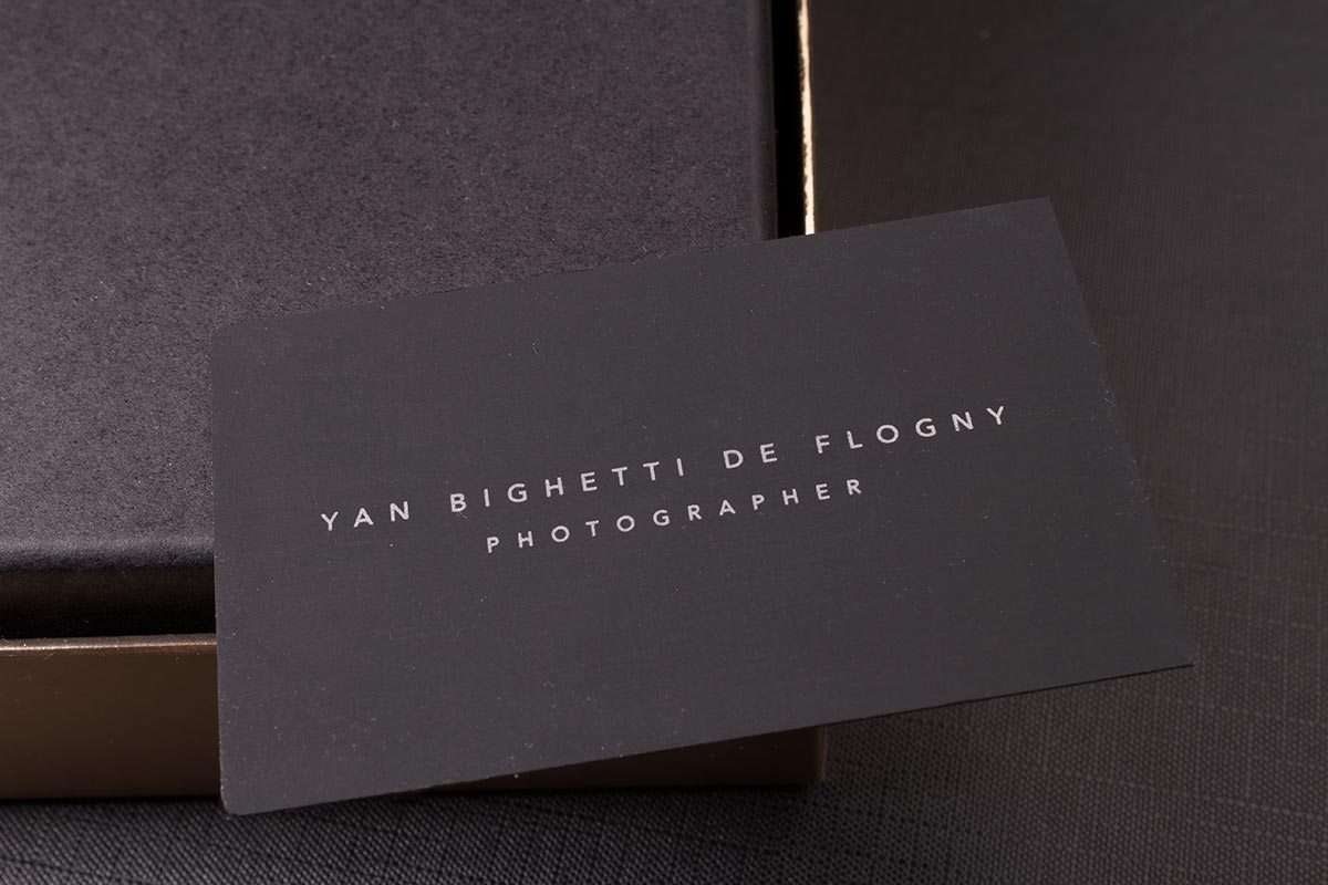 Suede Business Cards New York | Luxury Printing
